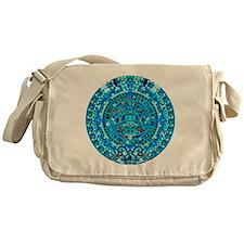 Ancient Mayan Calendar Messenger Bag