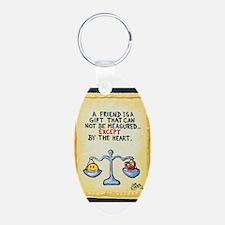 Best Friends / Sculpted Art Keychains