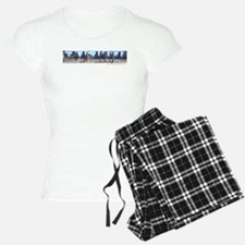 Copley Square Boston Pajamas