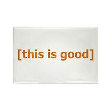 Vox Rectangle Magnet (100 pack)