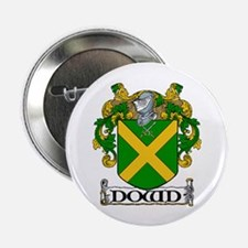 """Dowd Coat of Arms 2.25"""" Button (10 pack)"""