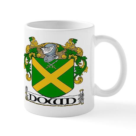 Dowd Coat of Arms Mug