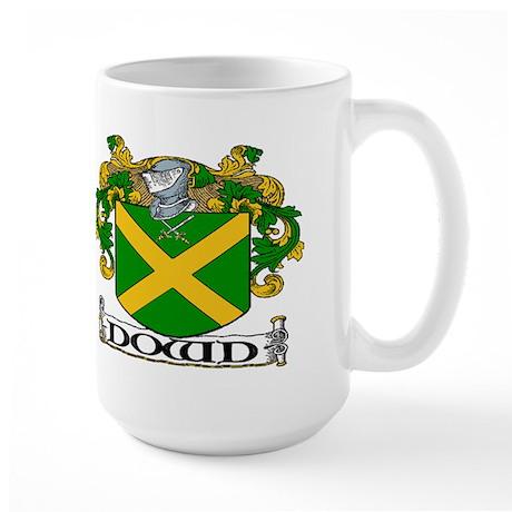 Dowd Coat of Arms Large Mug