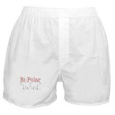 Bi-Polar Boxer Shorts