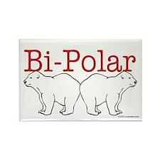 Bi-Polar Rectangle Magnet