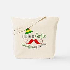 Smilings my favorite Tote Bag