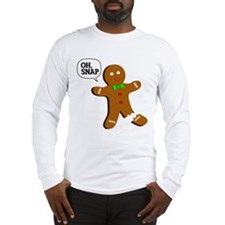 oh, Snap! Long Sleeve T-Shirt