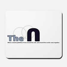 The Intersection Mousepad