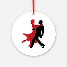 Dancers - Dancing - Date - Couple - Romance Orname