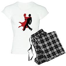 Dancers - Dancing - Date - Couple - Romance Pajama