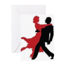 Dancers - Dancing - Date - Couple - Romance Greeti