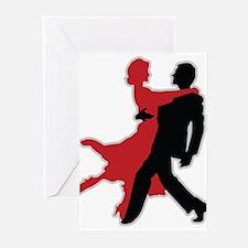 Dancers - Dancing - Date - Couple - Romance Greeti
