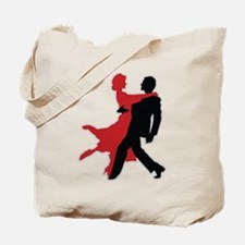 Dancers - Dancing - Date - Couple - Romance Tote B