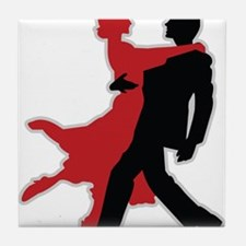 Dancers - Dancing - Date - Couple - Romance Tile C