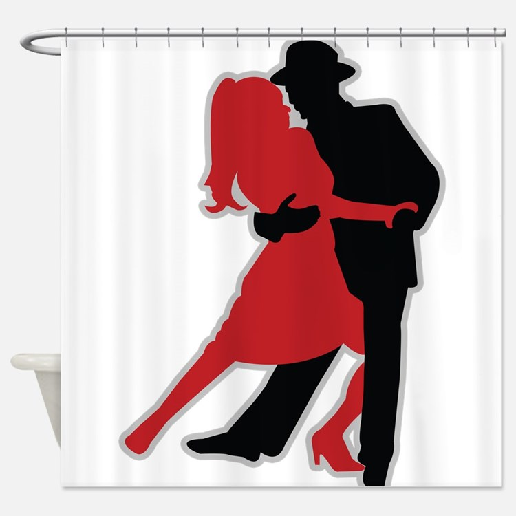 Dancers - Dancing - Date - Couple - Romance Shower