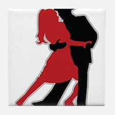 Dancers - Dancing - Date - Couple - Romance Tile C