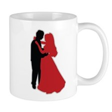 Dancers - Dancing - Date - Couple - Romance Mug