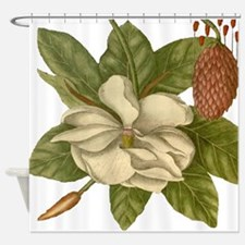 magnolia shower curtains | magnolia fabric shower curtain liner