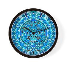ANCIENT MAYAN SERIES: Wall Clock