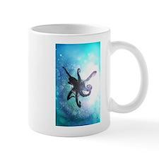 Bokeh Octopus Mug