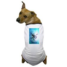 Bokeh Octopus Dog T-Shirt