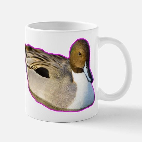 Duck - Lake - Hunter - Animal - Fowl - Bird Mug