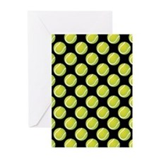 Tennis Balls Greeting Cards (Pk of 20)