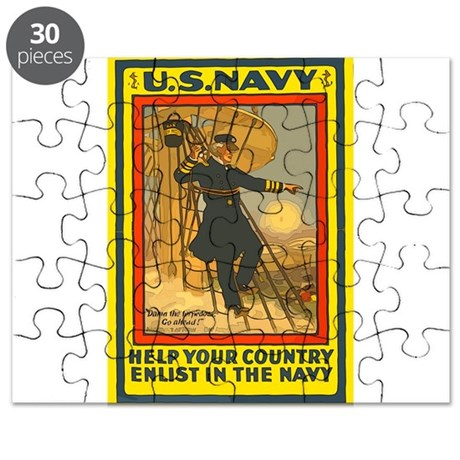 U.S.Navy Puzzle