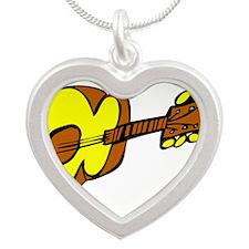 Guitar Necklaces