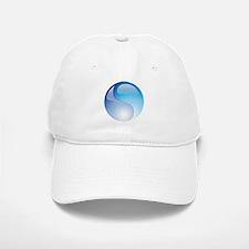 Elemental Water - Yin Yang - Blue - Balance Baseba