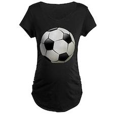 Soccer - Football - Sports - Athlete Maternity T-S