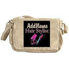 SNAZZY HAIR STYLIST Messenger Bag