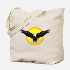 Out of the Sun Tote Bag