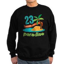 23rd Anniversary Paradise Sweatshirt