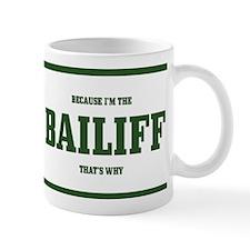Bailiff Mug