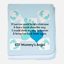 Bring Him Home Again baby blanket