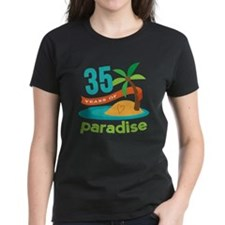 35th Anniversary (Tropical) Tee