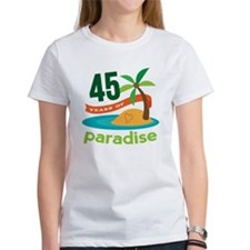 45th Anniversary (tropical) Tee