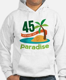 45th Anniversary (tropical) Hoodie