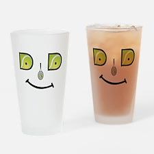 Dad-TENNIS Drinking Glass
