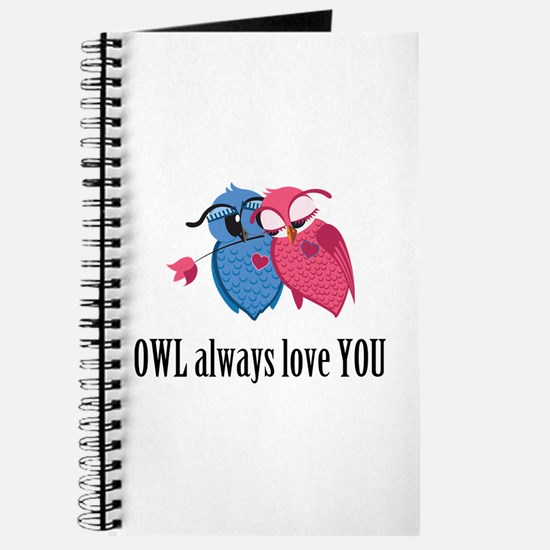 Romantic Owls Journal