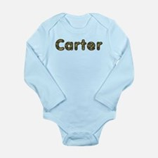 Carter Army Body Suit