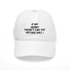 If my Husky Baseball Cap
