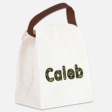 Caleb Army Canvas Lunch Bag