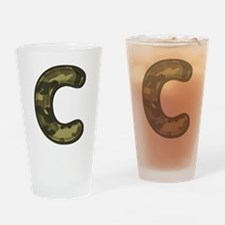 C Army Drinking Glass
