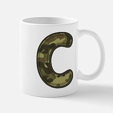 C Army Small Small Mug