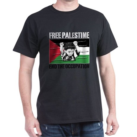 free palestineRed T-Shirt