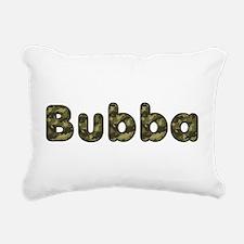 Bubba Army Rectangular Canvas Pillow