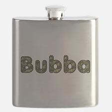 Bubba Army Flask