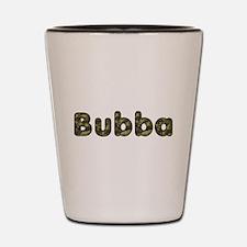 Bubba Army Shot Glass